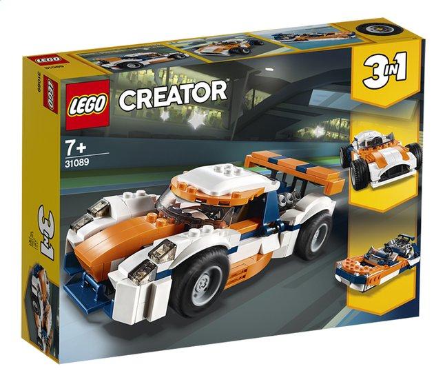 Afbeelding van LEGO Creator 3-in-1 31089 Zonsondergang baanracer from DreamLand