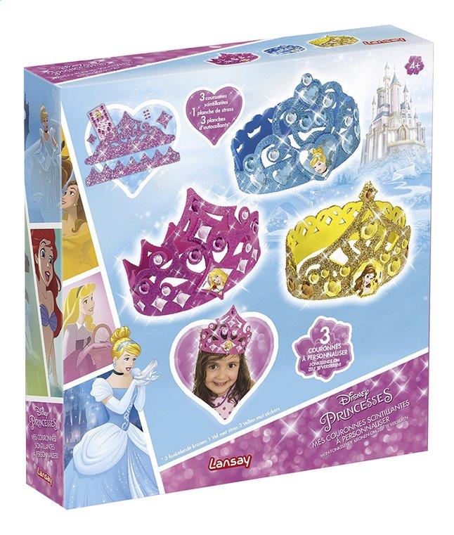 Afbeelding van Lansay Disney Princess Mijn fonkelende kronen om zelf te versieren from DreamLand