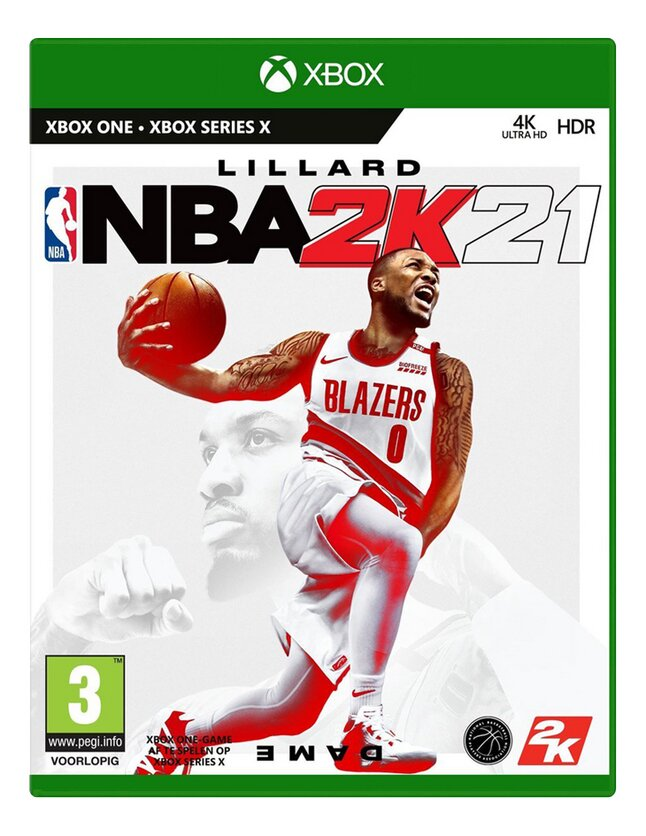 Xbox One NBA 2K21 ENG/FR