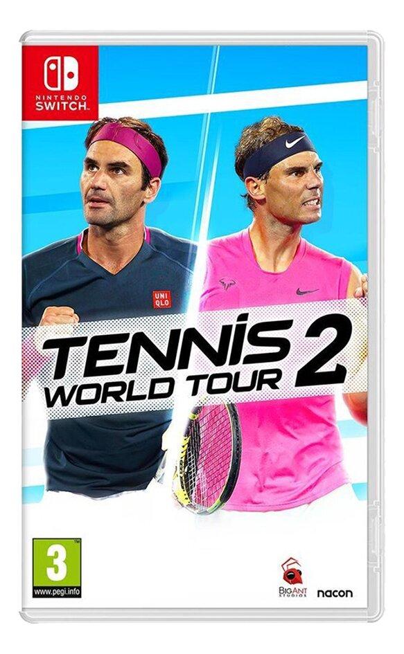 Nintendo Switch Tennis World Tour 2 ENG/FR