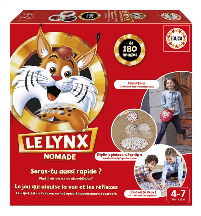 Afbeelding van Le Lynx Nomade FR from DreamLand