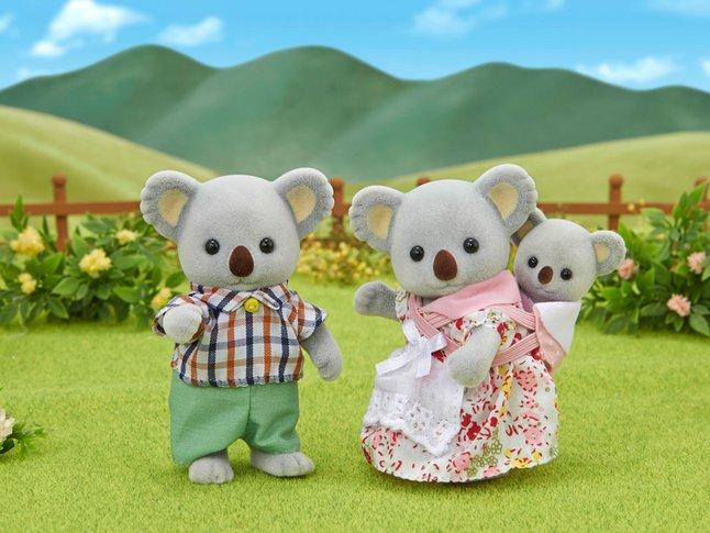 Sylvanian Families 5310 - La Famille Koala