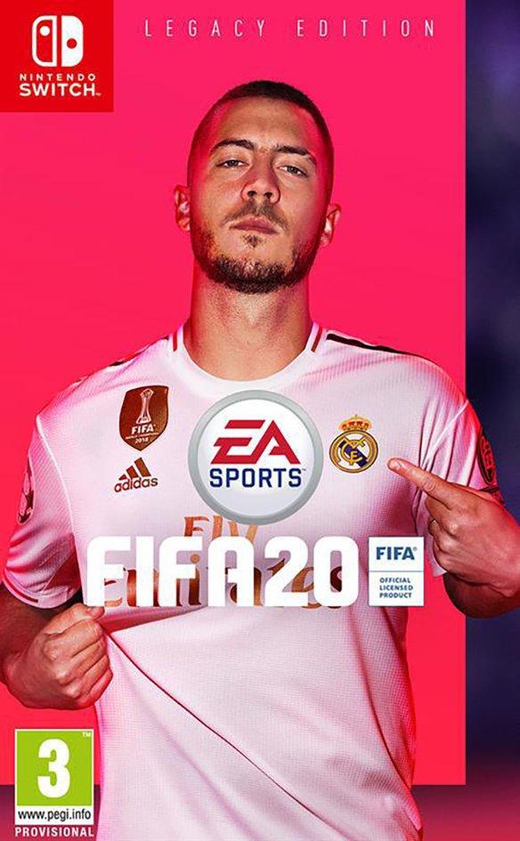 Afbeelding van Nintendo Switch FIFA 20 NL/FR from DreamLand