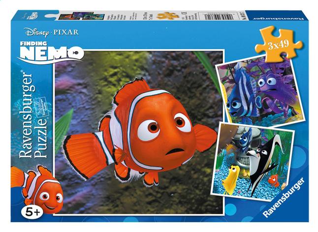 Image pour Ravensburger puzzle 3 en 1 Nemo : Dans l'aquarium à partir de DreamLand
