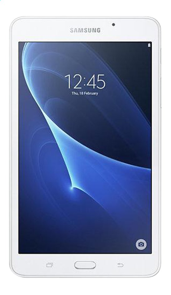 Afbeelding van Samsung tablet Galaxy Tab A 7 inch 8 GB wit from DreamLand