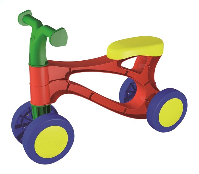 Image pour Trotteur My First Scooter rouge/jaune/vert à partir de DreamLand