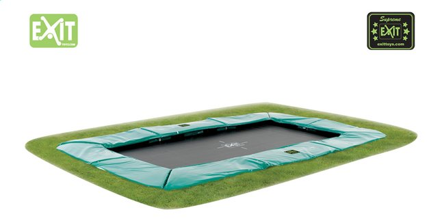 Afbeelding van EXIT inbouwtrampoline Supreme Ground L 4,27 x B 2,44 m from DreamLand