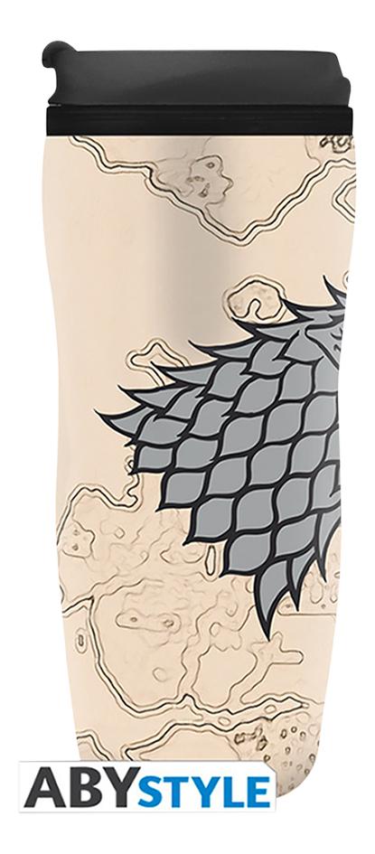 Afbeelding van Travel Mug Game of Thrones Winter is Coming from DreamLand