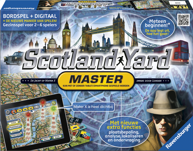 Afbeelding van Scotland Yard from DreamLand