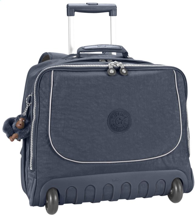 Afbeelding van Kipling trolley-boekentas Clas Dallin True blue from DreamLand