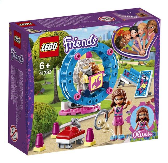 Afbeelding van LEGO Friends 41383 Olivia's hamsterspeelplaats from DreamLand