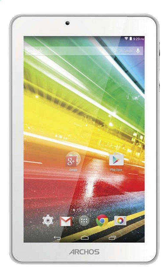 Image pour Archos tablette 70 Platinum Wi-Fi 7.0'' 16 Go blanc à partir de DreamLand