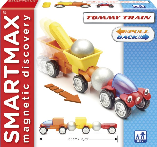 Afbeelding van SmartMax Tommy Train from DreamLand