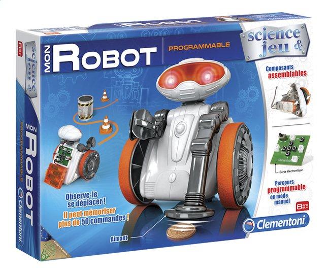 Image pour Clementoni Science et Jeu Mon Robot programmable à partir de DreamLand