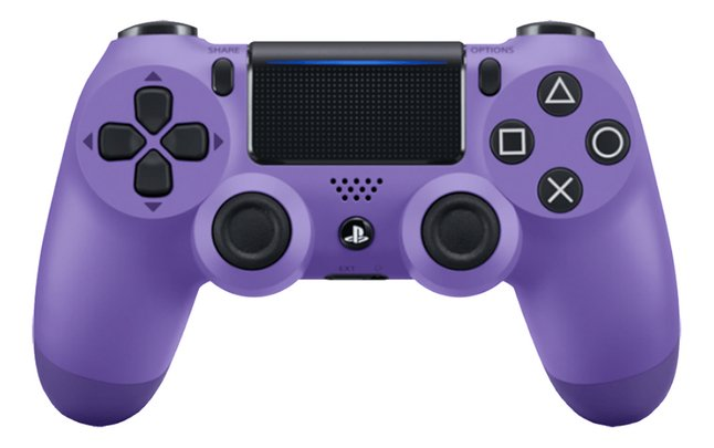 Afbeelding van Sony controller PS4 Dualshock 4 Electric Purple from DreamLand
