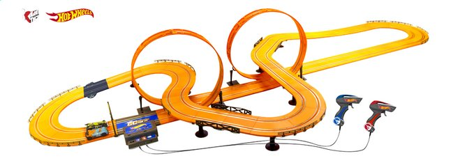 Afbeelding van Autobaan Hot Wheels Slot Car Track Set from DreamLand