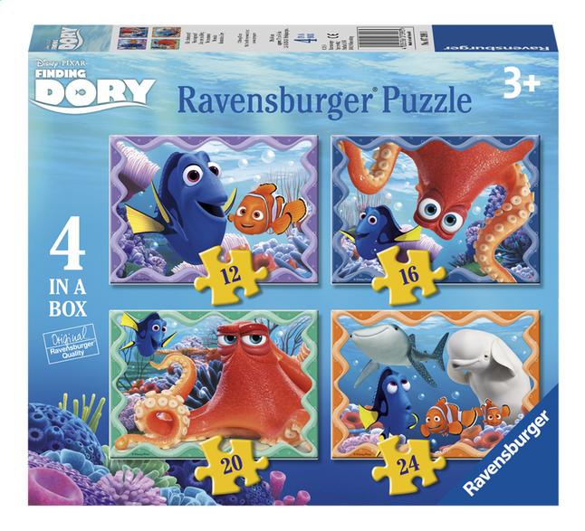 Afbeelding van Ravensburger Meegroeipuzzel 4-in-1 Disney Finding Dory from DreamLand