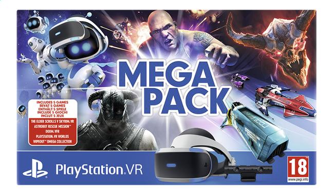 Afbeelding van Playstation VR Mega Pack+ Camera + VR Worlds from DreamLand