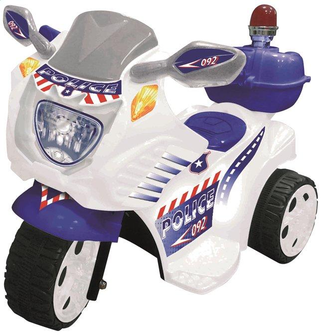 Afbeelding van Loko Toys scooter op 3 wielen Police from DreamLand
