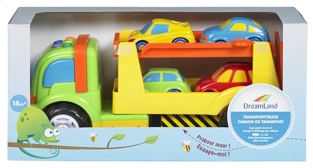 Afbeelding van DreamLand Transporttruck from DreamLand
