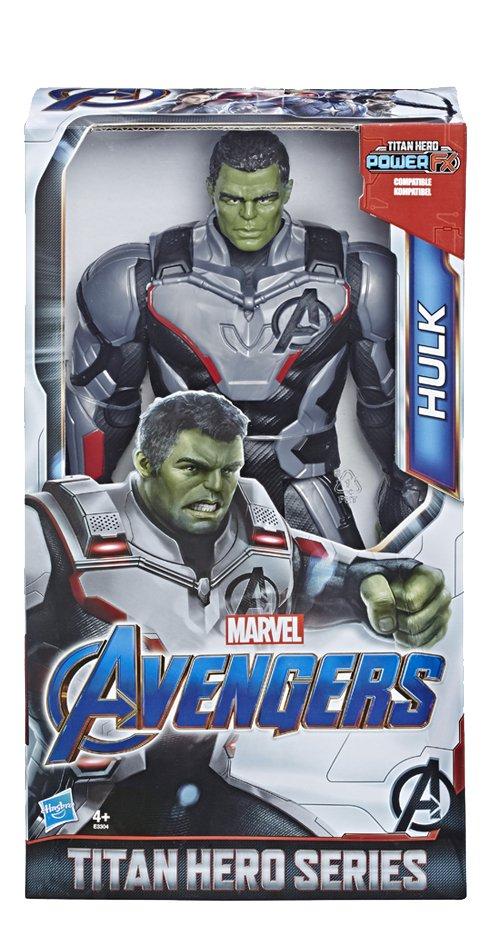 Afbeelding van Hasbro actiefiguur Avengers Titan Hero Series Hulk from DreamLand