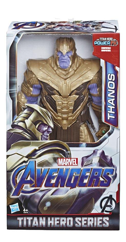 Afbeelding van Hasbro actiefiguur Avengers Titan Hero Series Thanos from DreamLand