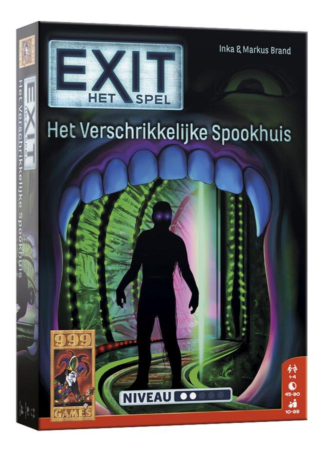 Afbeelding van Exit het spel: Het Verschrikkelijke Spookhuis from DreamLand