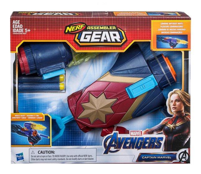 Afbeelding van Nerf blaster Avengers Assembler Gear Captain Marvel from DreamLand