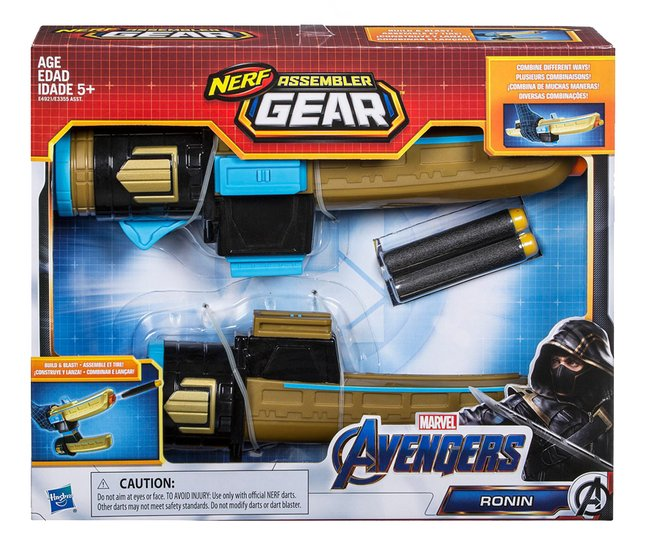Afbeelding van Nerf blaster Avengers Assembler Gear Ronin from DreamLand