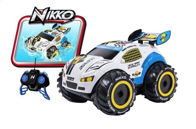Afbeelding van Nikko auto RC Nano VaporizR 2 blauw from DreamLand