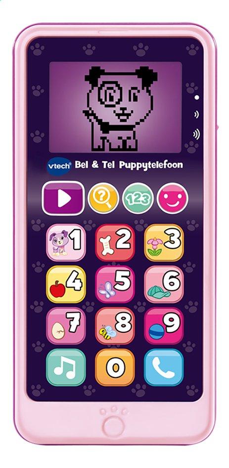 Afbeelding van VTech Bel & Tel Puppytelefoon roze from DreamLand