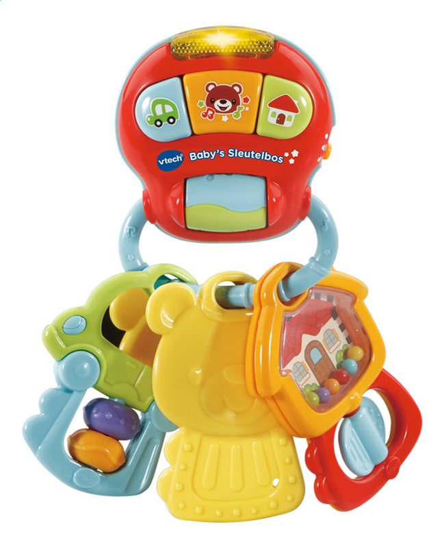Afbeelding van VTech Baby's Sleutelbos from DreamLand