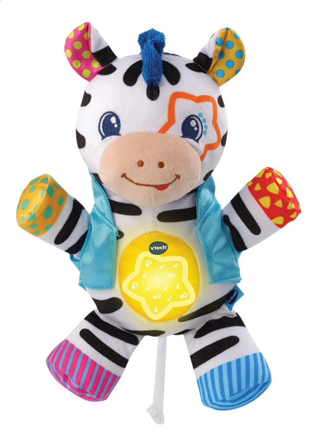 Afbeelding van VTech Baby Knuffelrock Zebra from DreamLand