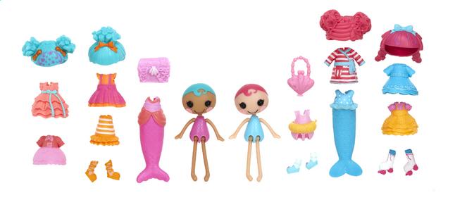 Afbeelding van Lalaloopsy Minis speelset Style 'N' Swap zeemeerminnen from DreamLand