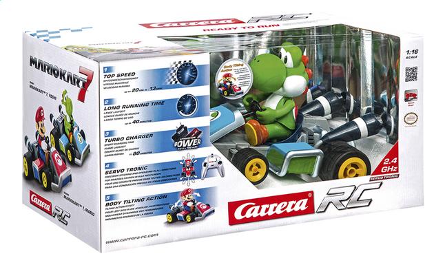 Afbeelding van Carrera auto RC Mario Kart Yoshi from DreamLand