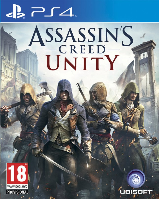Afbeelding van PS4 Assassin's Creed: Unity ENG/FR from DreamLand