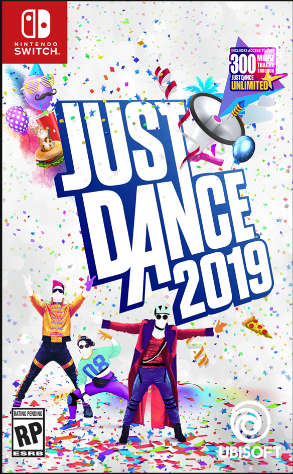 Afbeelding van Nintendo Switch Just Dance 2019 ENG/FR from DreamLand