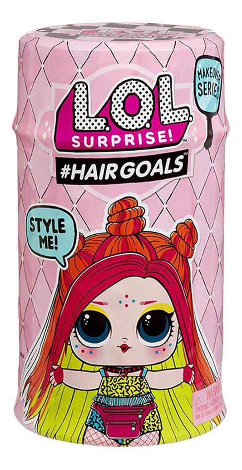 Afbeelding van Minipopje L.O.L. Surprise Makeover series #Hairgoals Serie 2 from DreamLand