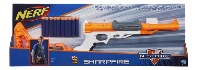 Afbeelding van Nerf N-Strike Elite blaster Sharpfire from DreamLand
