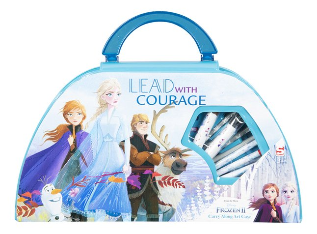 Afbeelding van Tekenkoffer Disney Frozen 2 Carry Along Art Case from DreamLand