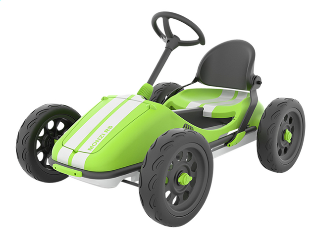 Afbeelding van Chillafish gocart Monzi lime from DreamLand