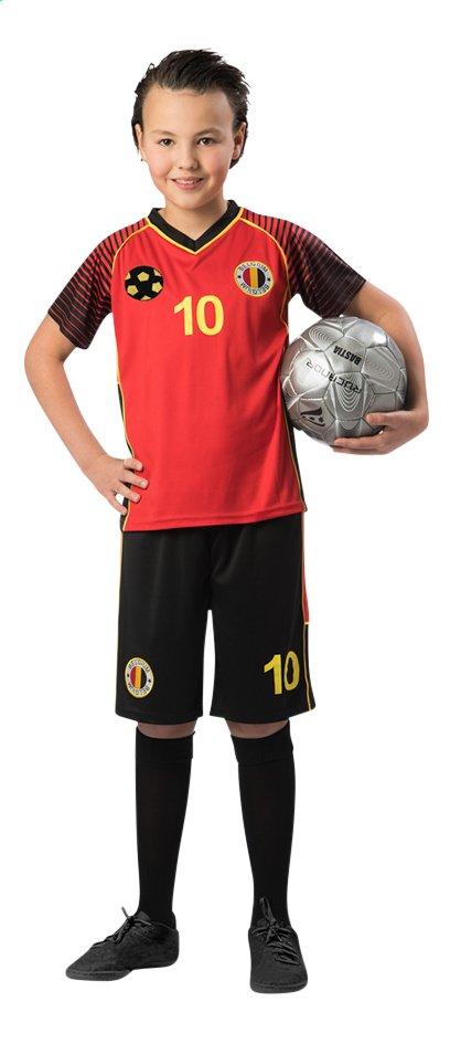 Afbeelding van Voetbaloutfit België rood from DreamLand