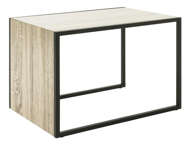Image pour Haku-Möbel table d'appoint Sandro chêne à partir de DreamLand