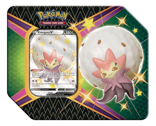 Pokémon TGC Sword & Shield 4.5 Shining Fates - Eldegoss ANG