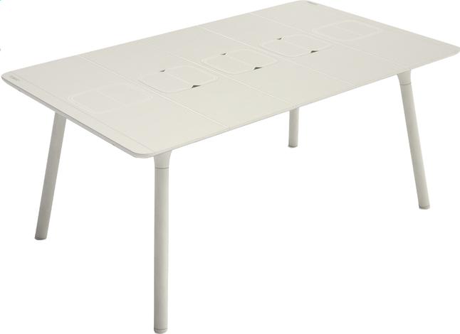 Image pour Grosfillex table de jardin Connection gris 160 x 100 cm à partir de DreamLand