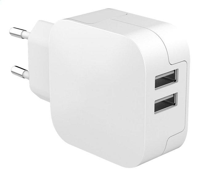 Afbeelding van bigben lader 2 USB-poorten 3,4A from DreamLand