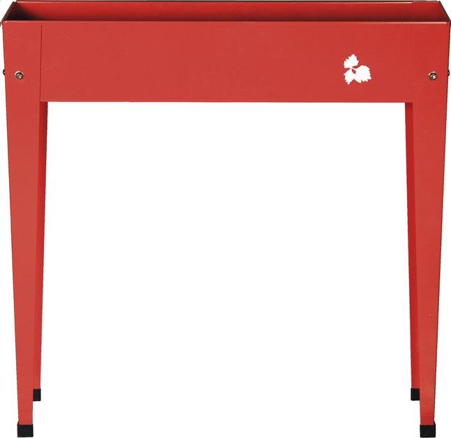 Image pour Table de rempotage Balcony rouge 80 x 20 cm à partir de DreamLand