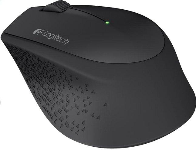 Afbeelding van Logitech draadloze optische muis M280 zwart from DreamLand