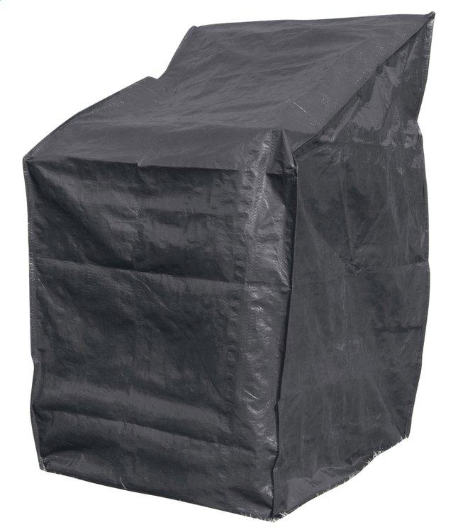 Afbeelding van Outdoor Covers beschermhoes voor stapelstoelen L 66 x B 66 x H 128 cm polyethyleen from DreamLand
