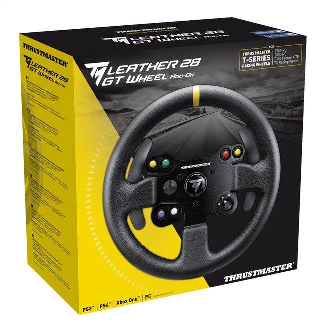 Image pour Thrustmaster roue add-on TM Leather 28 GT à partir de DreamLand